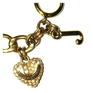 Juicy Couture Jewelry - Juicy Gold Toggle Chain Bracelet